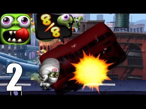 Zombie Tsunami ( IOS / Androi ) Gameplay #2