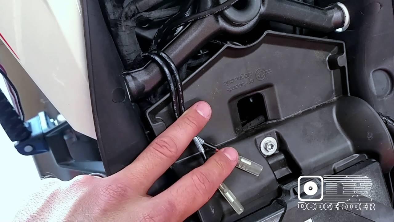 Wiring Diagram Ktm Superduke Auto Electrical Craftsman Model 917 289223 R 1290 Aux Power Wires