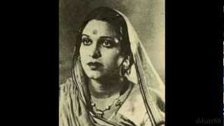 Zamana 1938: Ae dard zaraa dam le karwat to badalne de (Amirbai Karnataki)