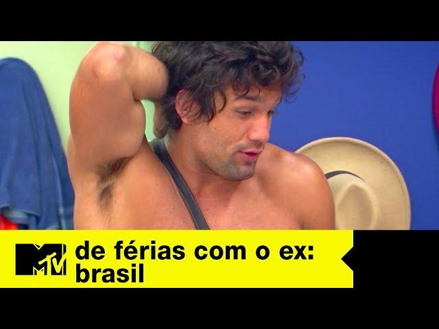 Mas e aí, Miguel transou ou não transou? | De Férias Com O Ex Brasil Ep. 09