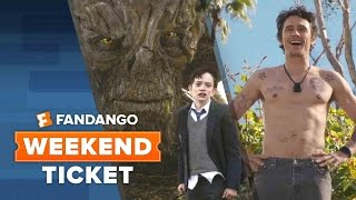 why him a monster calls fences   weekend ticket