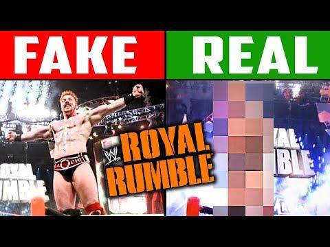 REAL Royal Rumble 2012 Winner Revealed!   WWE 12