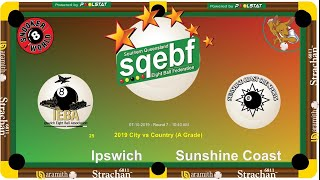 SQEBF City v Country | A Grade 8 Ball Teams - Ipswich v Sunny Coast