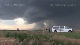 June 8th, 2017 Amarillo, Texas Supercell