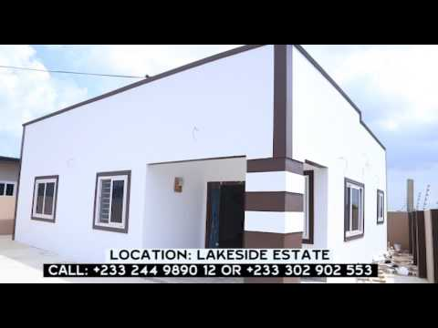 Hot property deals. Lakeside Estate. Two bedroom house.