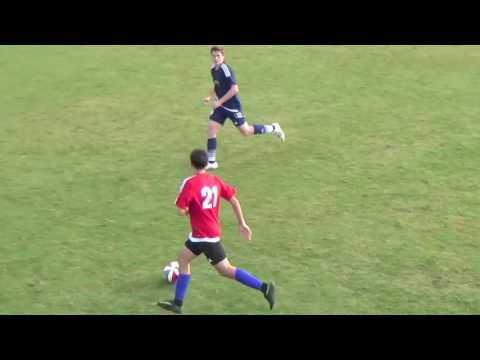 Nicholas Manno U17 - Left Back Highlights