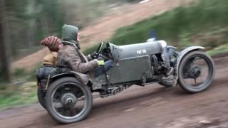 "Austin 7 ""VAT 69"" special VSCC Herefordshire Trial 2017"