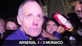"Claude From ArsenalFanTV: ""I Left My Wife Because She Didn"