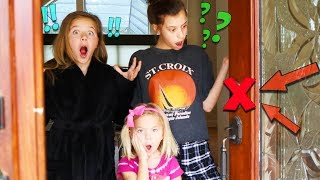 WHO BROKE INTO OUR HOUSE?! THEY STOLE EVERYTHING!!