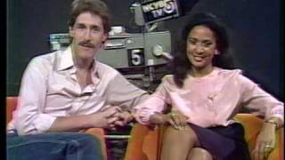 "WCVB-TV ""Five All Night"" 1981 - NBC ""Tomorrow"" 1980"