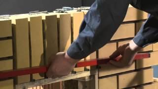CRH Klinkier - Wykonanie nadproża (film instruktażowy)
