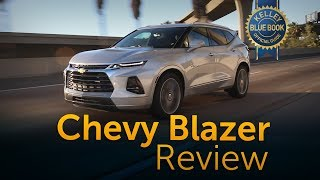 2019 Chevrolet Blazer – Review & Road Test