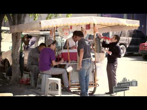 "Del merito Aguascalientes ""Tacos de Colores"" Producción Aguascalientes TV"