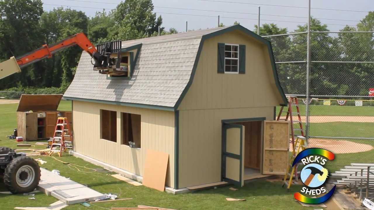 vinyl green custom garages acres frame sheds lehigh signature in pa the amish a outdoor valley