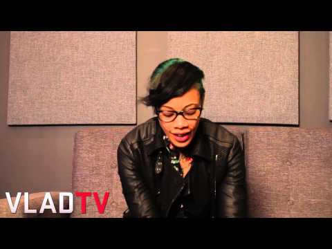 Che Mack on Celeb Face Tatts & Why She Won't Get One