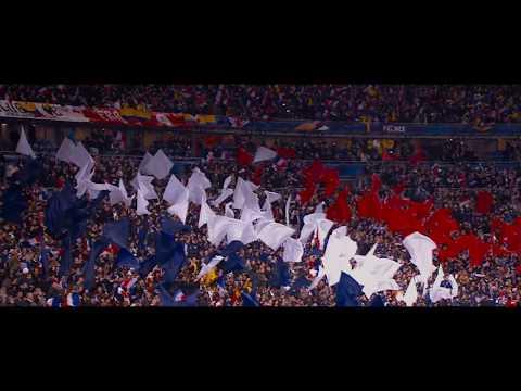 Chantons fort !  #Partageonsdesondespositives - Coupe du Monde Russie 2018