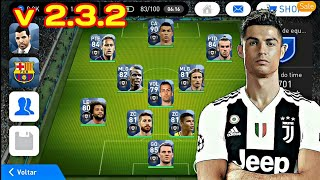 hack pes 2018 android no root