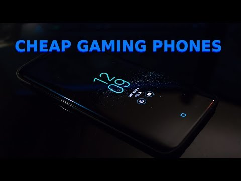 Cheap Gaming Phones