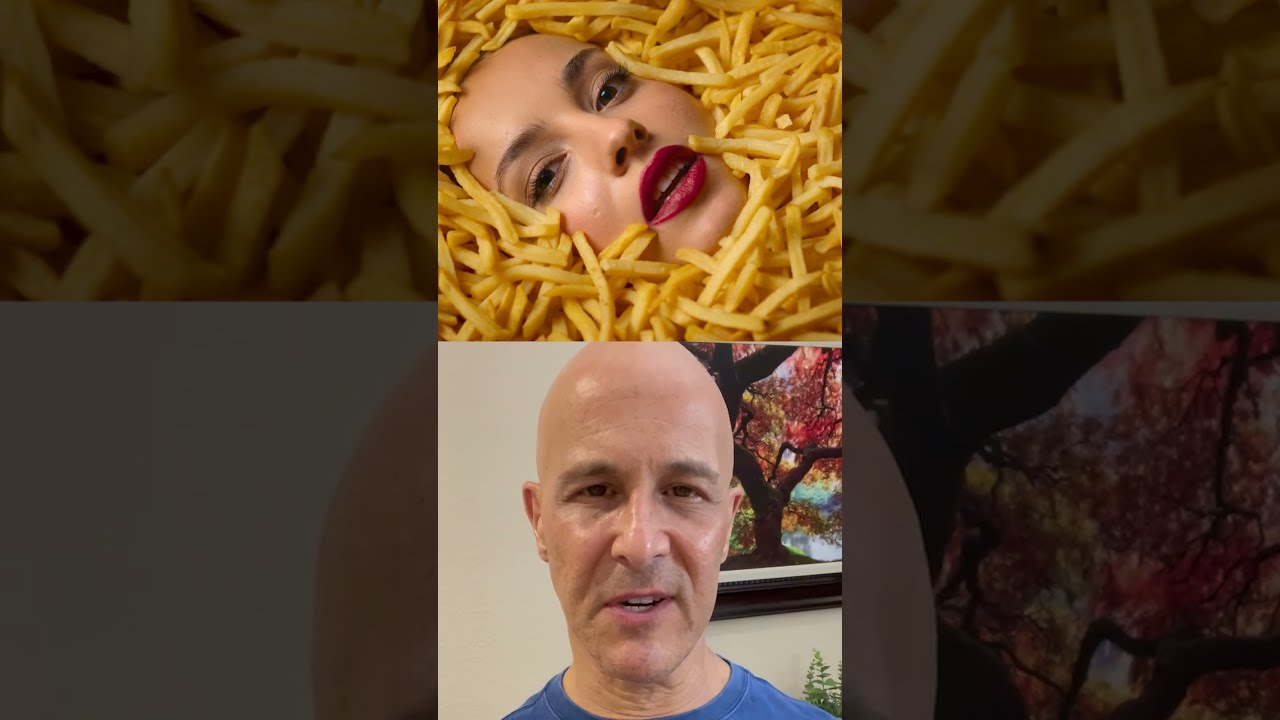 Are You a French Fry Lover?   Dr. Mandell