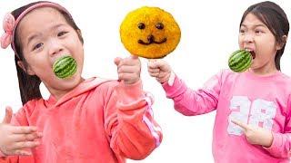 Chị Nhường Em Ăn ❤ Làm Chị Khó Đấy Phải Đâu Chuyện Đùa - Trang Vlog