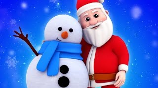 Jingle bells jingle bells jingle all the way | top Christmas songs | Xmas carol songs for children