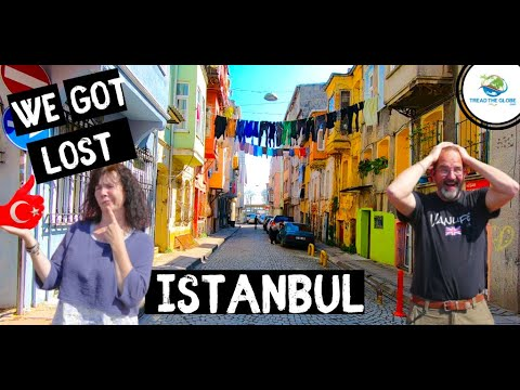 We got lost in ISTANBUL 🇹🇷| Adventure VAN LIFE Turkey Around the World