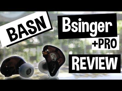 BASN Bsinger+PRO In Ear Monitors Review