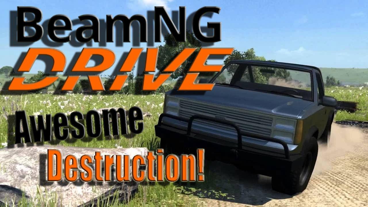 beamng drive demo free play