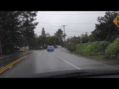 ANOTHER autonomous car testing in Mountain View, California; does anybody know whose?