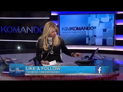 Smart TVs and apps on The Kim Komando Show