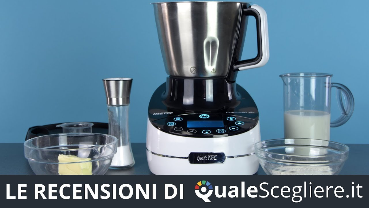 Imetec Cukò Pro XL   Le recensioni di QualeScegliere.it