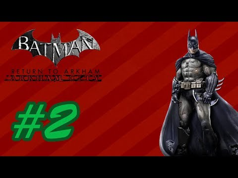 Return to Arkham: Arkham City Episode 2: Down with the sickness