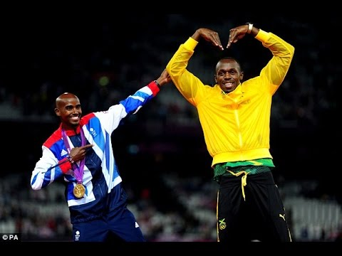 What Do Usain Bolt and Mo Farah Have in Common?