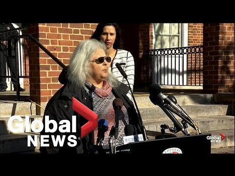 Charlottesville victim's mom speaks after jury recommends life in prison for accused