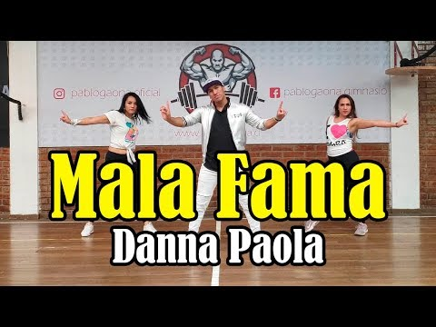 Mala Fama – Danna Paola / Choreography / Zumba / Carlos Safary