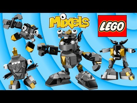 LEGO Mixels Cragsters & MAX & Series 1 Collection