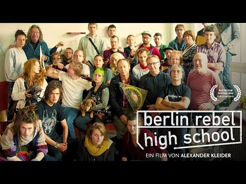 Berlin Rebel High School - Kinotrailer