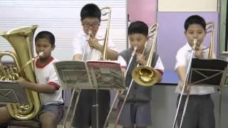 聖公會基榮小學_樂器介紹-伸縮號及大號