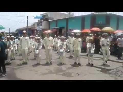 Banda de paz Guadalupe Carcamo San Vicente 2016