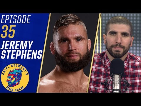 Jeremy Stephens opens up about suicidal thoughts, mental health | Ariel Helwani's MMA Show