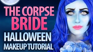 ❤️ The Corpse Bride Costume & Halloween Makeup Tutorial | Victoria Lyn Beauty