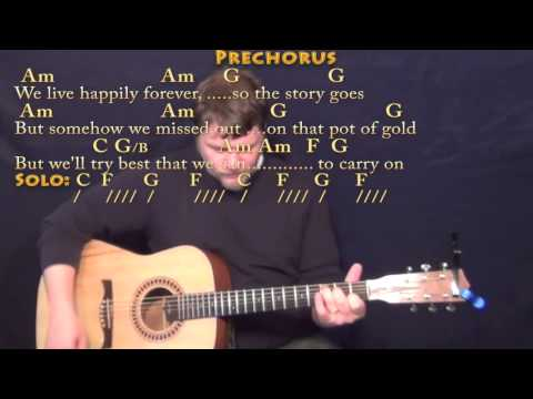 Come Sail Away (Styx) Strum Guitar Cover Lesson With Chords/Lyrics
