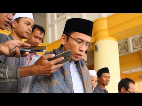 TGB ke Luhut: Apa yang Salah Dukung Jokowi?