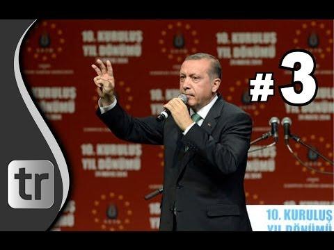 """Erdoğan in Köln 2014 [DEUTSCH]   Rede Teil 3 """"Pressefreiheit Europa"""""""