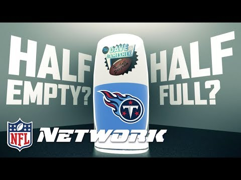 Will the Titans Win the AFC South in 2017? | Half Empty, Half Full | NFL Network