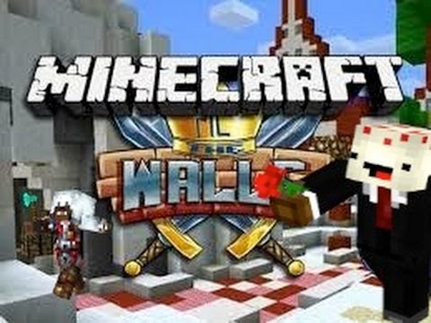 Don't Leave Meh!!! Minecraft The Walls Minigames Episode 3