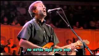 Eric Clapton - Beware Of Darkness ( Live - Concert For George ) Sub. Esp.