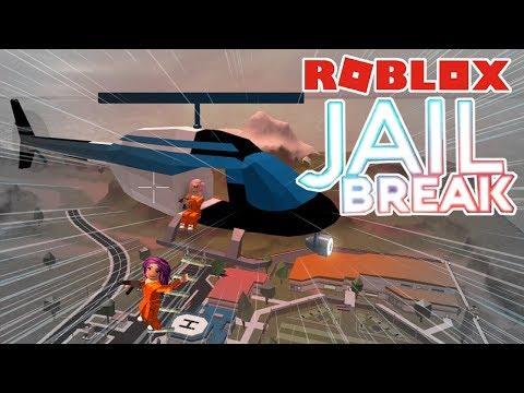 Roblox: Jail Break 🚔 / We Rob the Bank! / We are Criminals! 🚓 / Escape Prison!