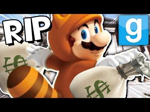 Garry S Mod Super Mario