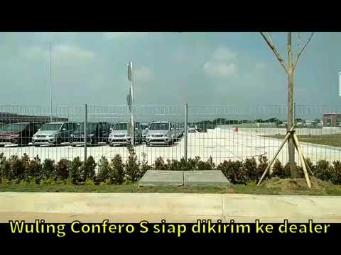 Wuling Confero S siap kirim ke dealer